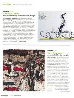 Frank Auerbach: Modern Painters