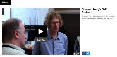 Grayson Perry - Map of Days