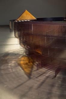 Alison Wilding exhibit at Art House Foundation