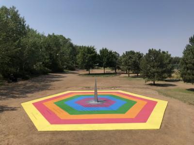 eduardo navarro, galactic playground, 2018