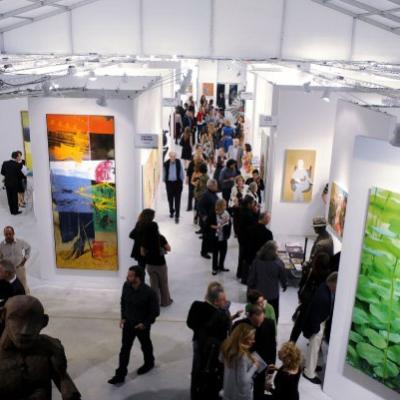 <p>MIAMI ART WEEK: 11 MUST-SEE FAIRS</p>-<p>Artnet News runs through the top 11 shows not to be missed during Miami Art Week, beginning with the VIP opening of Art Miami on Tuesday, December 4th.</p>