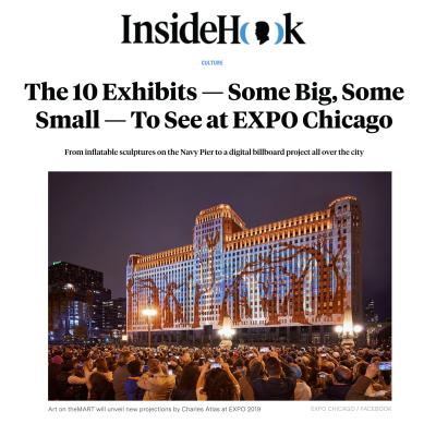 <p><span>Exhibits To See at EXPO Chicago</span></p>-