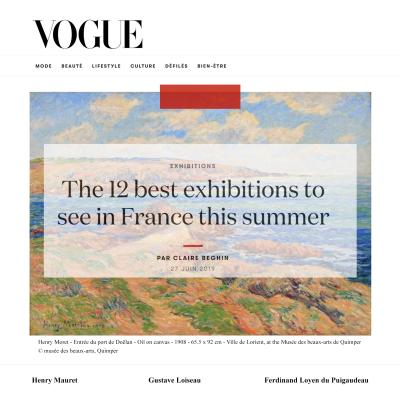 """<h2 class=""""BaseText-dZTLdJ BaseTitle-inZYgN Heading-efonvz ParagraphHeading3-eUKKRF fJWaLl"""" data-test-id=""""ParagraphHeading3"""">Impressionism at Pont-Aven</h2>-<p>The exhibition oscillates between the artistic ventures of Paul Gauguin and those of his contemporaries in Pont-Aven.</p>"""