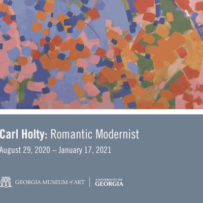 <p><span>Carl Holty: Romantic Modernist</span></p>-<p><span>MUSEUM EXHIBITION</span></p>
