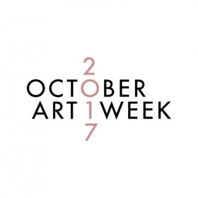 OCTOBER ART WEEK 2018