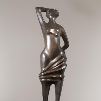 Standing Strong-Elizabeth Catlett