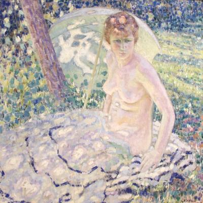 Afternoon Shade-Louis Ritman