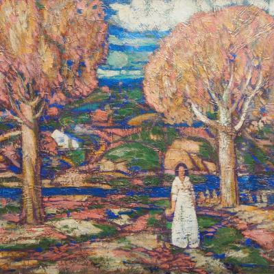 Autumn Tapestry-Carl Schmitt