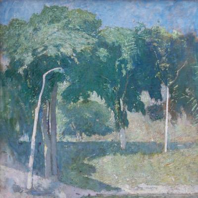 Lakeside-Soren Emil Carlsen
