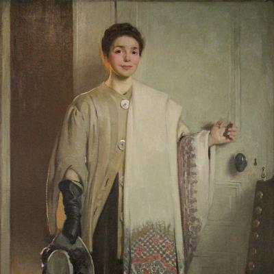 The Visitor-Jean McLane