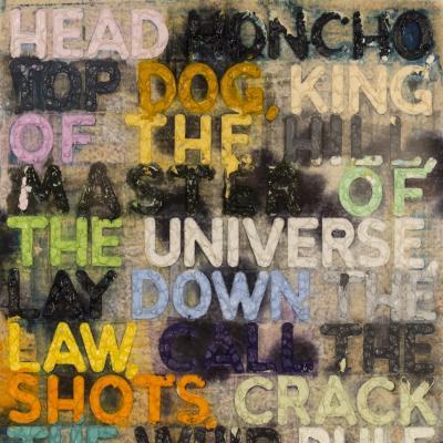 Head Honcho-Mel Bochner