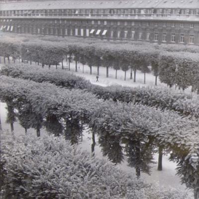 Palais Royale-Henri Cartier-Bresson