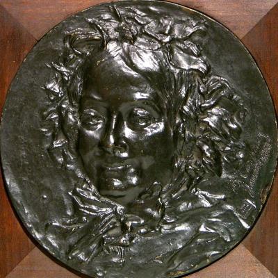 Portrait de Madame Defly-Jean-Baptiste Carpeaux