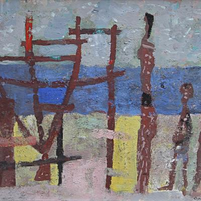 The Waterfront-Arnold A. Blanch