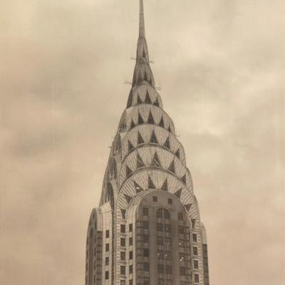 Chrysler Building-Tom Baril