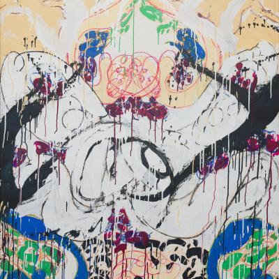 Fresco #14-Norman Bluhm