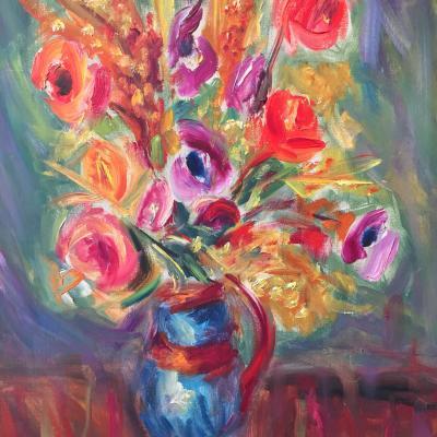 Fleurs-Charles Camoin