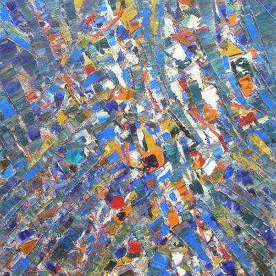 Composition Abstraite-Jacques Germain