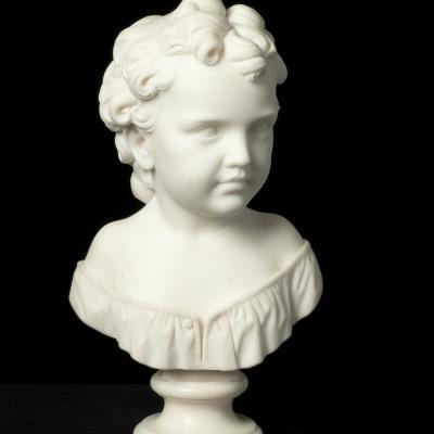 The Artist's Son-Chauncey Bradley Ives