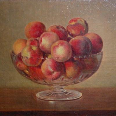 Peaches-Frederick Stone Batcheller