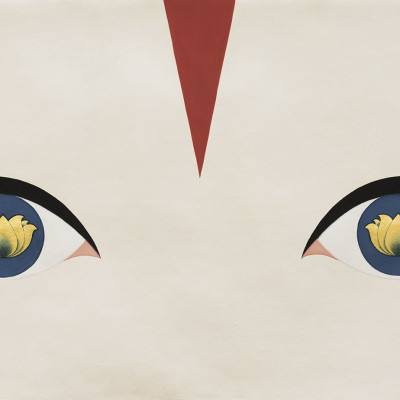 Olivia Fraser, Lotus Eyes, 2016