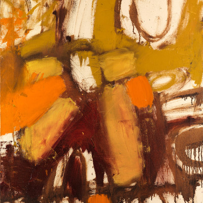 Albert Irvin RA, Untitled, c.1960