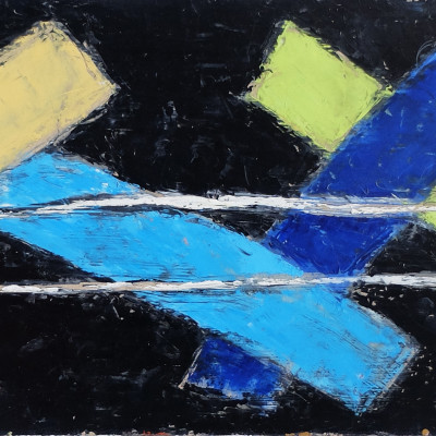 Elie Borgrave, Untitled, 1969