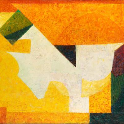 Joseph Lacasse, Balancement, 1948