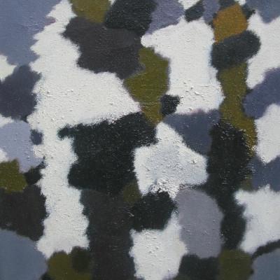 William Gear RA, Landscape Study, 1960