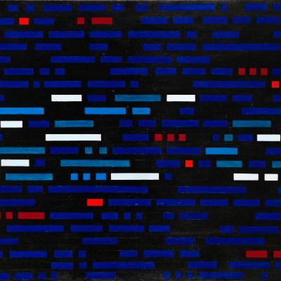 Paul Van Hoeydonck, PVH030 - Compositie no.2, 1957
