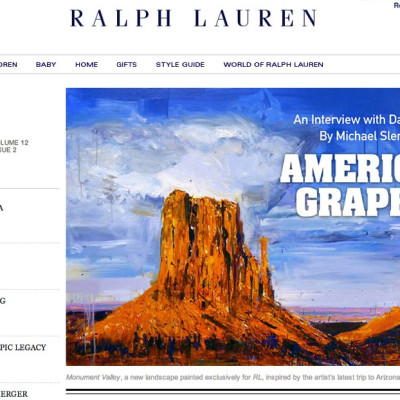 Ralph Lauren Magazine