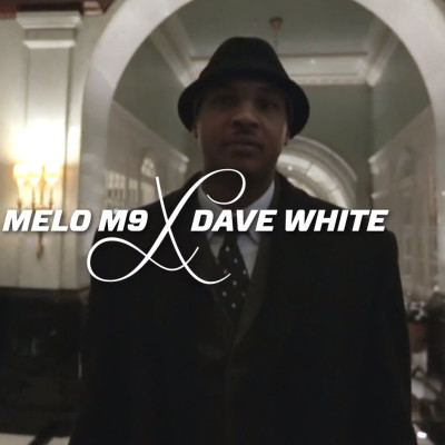 Dave White x Carmelo Anthony