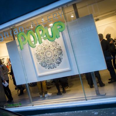 Loughran Gallery Shoreditch