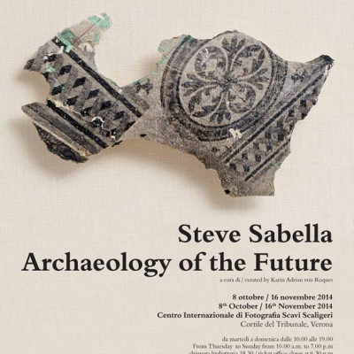 Steve Sabella: Archaeology of the Future / Scavi Scaligeri Verona A major restrospective in collaboration with BoxArt