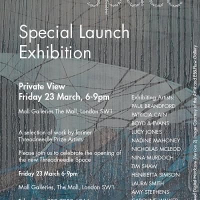 Nicholas McLeod to exhibit at new Threadneedle Space