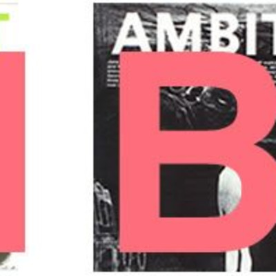 Neil Ayling and Briony Anderson chosen by Ambit Magazine to its Inaugural 'Drawing Weekend 2013'