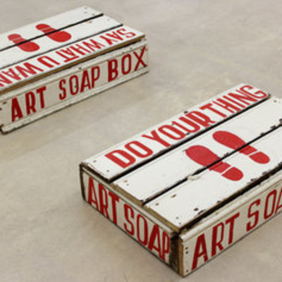 Bob and Roberta Smith's solo exhibition at The Butler Gallery | Kilkenny Arts Festival