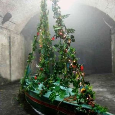 Installation by Hew Locke to be shown at Day of the Dead festival on 31.10.12