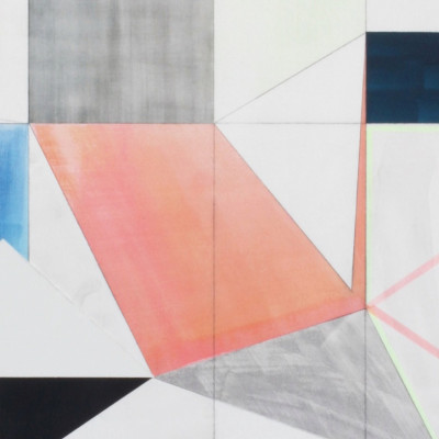 "Andrew Bick in ""NOW-ISM: Abstraction Today"""