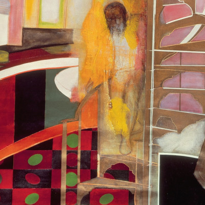 Painting Thoroughly Modern: Frank Bowling and Jack Whitten in conversation | Tate Britain