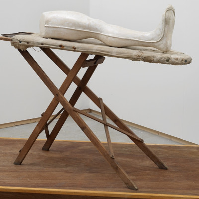 Stuart Brisley | The Body Extended: Sculpture and Prosthetics | The Henry Moore Institute