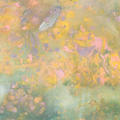 Frank Bowling, 'Autumn Flare', 1986 (detail)
