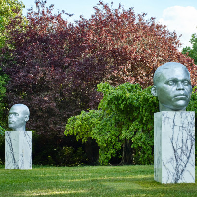 Thomas J Price | Frieze Sculpture Park Tour