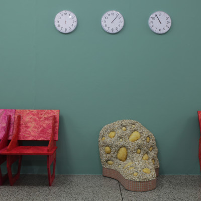 Rachael Champion | The Waiting Room | Wimbledon Space