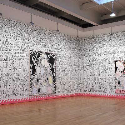 Trenton Doyle Hancock | Makeshift | John Michael Kohler Arts Center