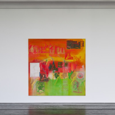 Frank Bowling | The Menil Collection | Houston, Texas