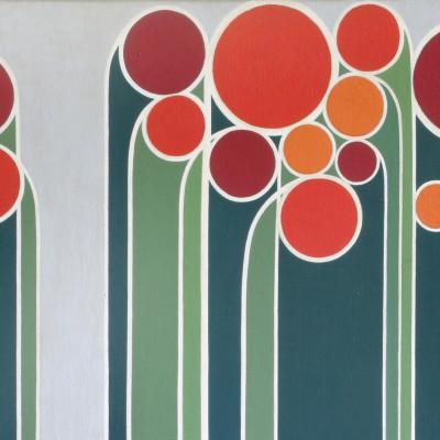 Anwar Jalal Shemza: Various Works (1961–1969)   Making New Time   Sharjah Biennial 14