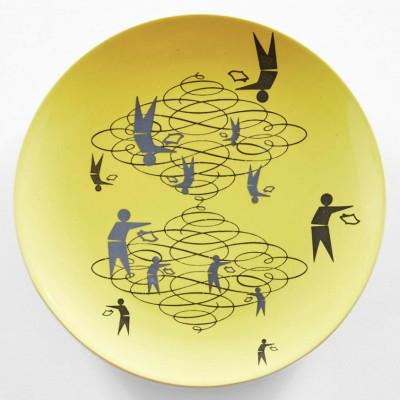 Richard Slee | Milton Keynes Arts Centre's 2019 Plate Fundraiser