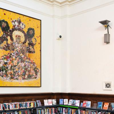 Hew Locke   Ways of Seeing   Walthamstow Library