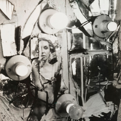 Carolee Schneemann, Untitled, 1962. Gelatin silver print. Photo by A.V. Sobolewski.